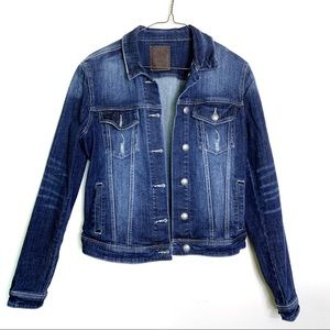 Articles of Society Dark Denim Jacket